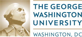 George Washington University logo 2012 w portrait